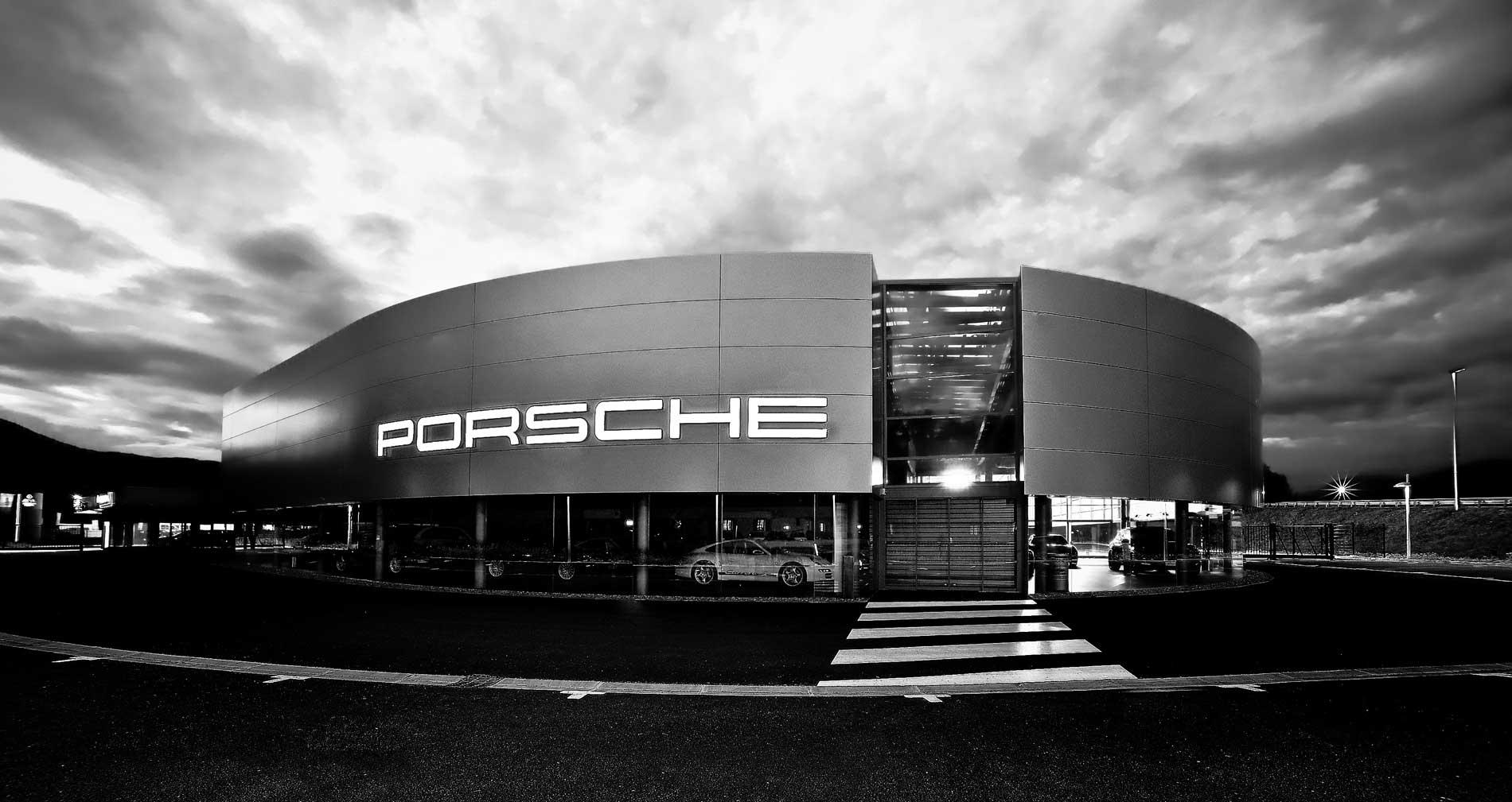 Garage Porsche Annecy