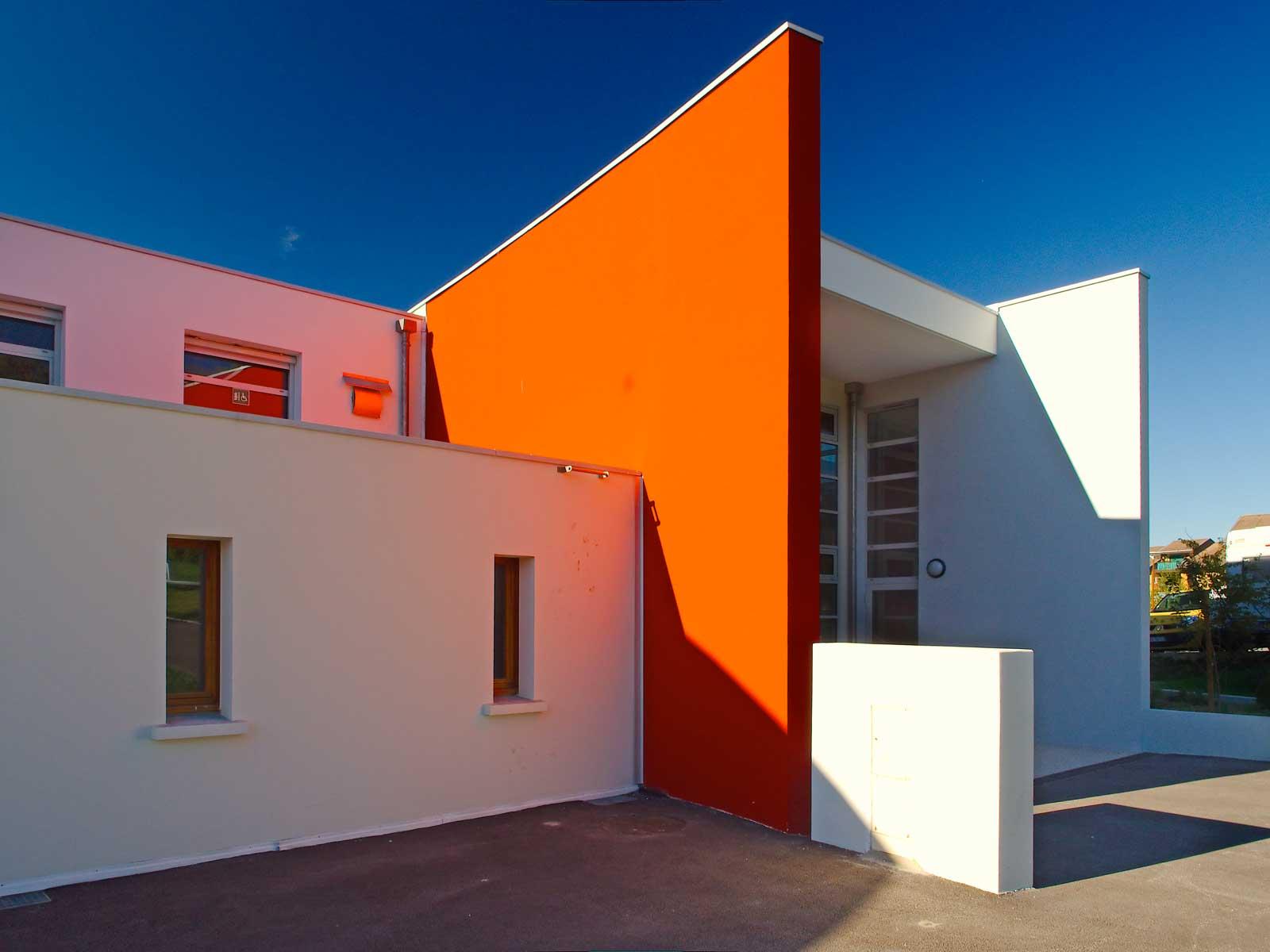 Architecture bâtiment