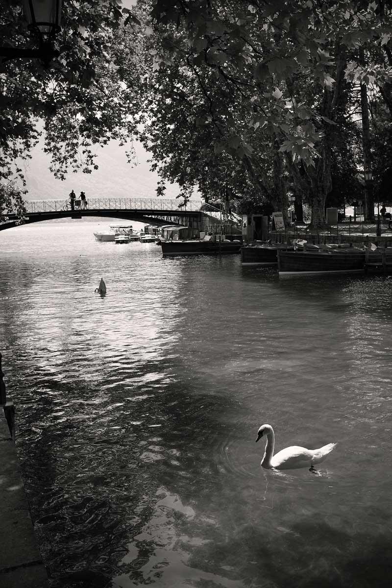 Le pont des Amours Annecy