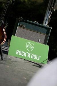 Evénement sportif Rock'N'Golf